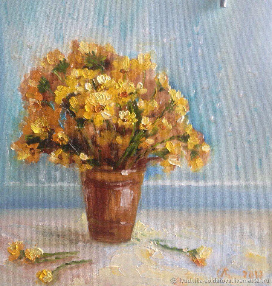 Первоцветы, Картины, Екатеринбург,  Фото №1