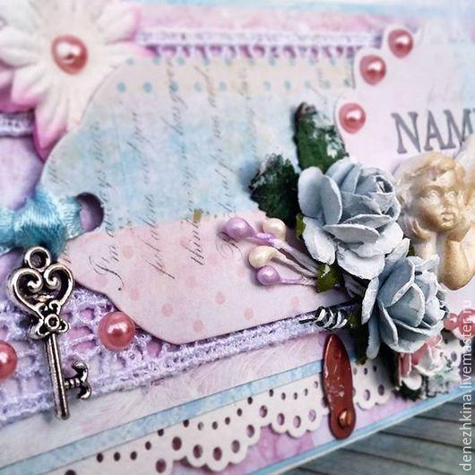 """Конверты для денег ручной работы. Ярмарка Мастеров - ручная работа. Купить Конвертик для денег """"Возрождение"""". Handmade. Разноцветный, розовый"""