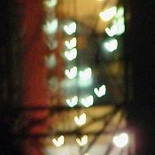 Картины и панно ручной работы. Ярмарка Мастеров - ручная работа ...Сердечные Огни ... ( авторская фотокартина для интерьера). Handmade.