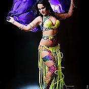 """Одежда ручной работы. Ярмарка Мастеров - ручная работа Костюм для танца живота """"Оригинальный"""". Handmade."""