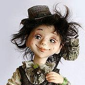 Куклы и игрушки ручной работы. Ярмарка Мастеров - ручная работа Путешественник Тим. Handmade.
