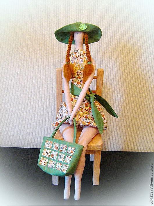 Куклы Тильды ручной работы. Ярмарка Мастеров - ручная работа. Купить Тильда-фея. Handmade. Тильда, тильда-фея