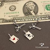 Сувениры и подарки handmade. Livemaster - original item cards, money, two trunk. Handmade.