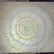 Картины и панно handmade. Livemaster - original item large iridescent interior painting