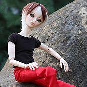 Куклы и игрушки ручной работы. Ярмарка Мастеров - ручная работа кукла шарнирная Дэррил. Handmade.