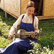 Музыкальные инструменты ручной работы. Ярмарка Мастеров - ручная работа Колесная лира. Handmade.