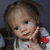 Куклы и игрушки ручной работы. Ярмарка Мастеров - ручная работа ,,Линочка,,. Handmade.