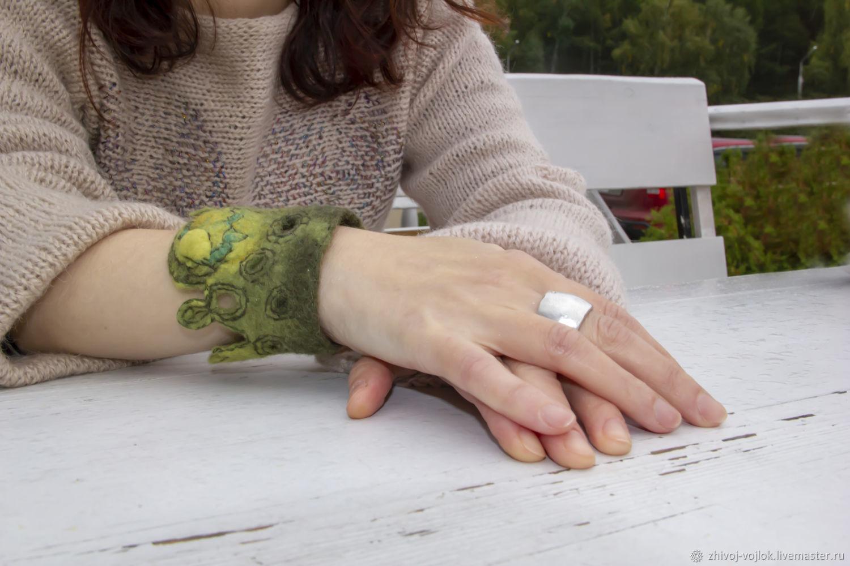 Экстравагантный  браслет для барышень ценящих оригинальность, Браслеты, Томск, Фото №1