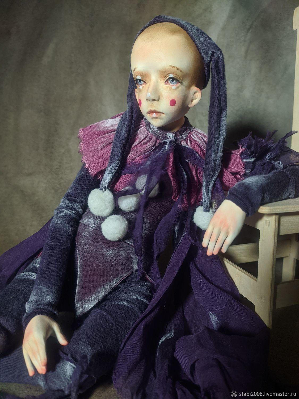 РЕЙМОНД, Интерьерная кукла, Кривой Рог,  Фото №1