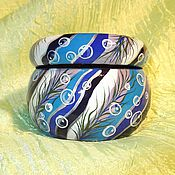 Украшения handmade. Livemaster - original item A set of Wave bracelets. Handmade.