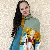 """Одежда ручной работы. Ярмарка Мастеров - ручная работа """" Три солнца над городом !"""". Handmade."""