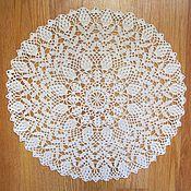 Для дома и интерьера ручной работы. Ярмарка Мастеров - ручная работа Салфетка № 61. Handmade.