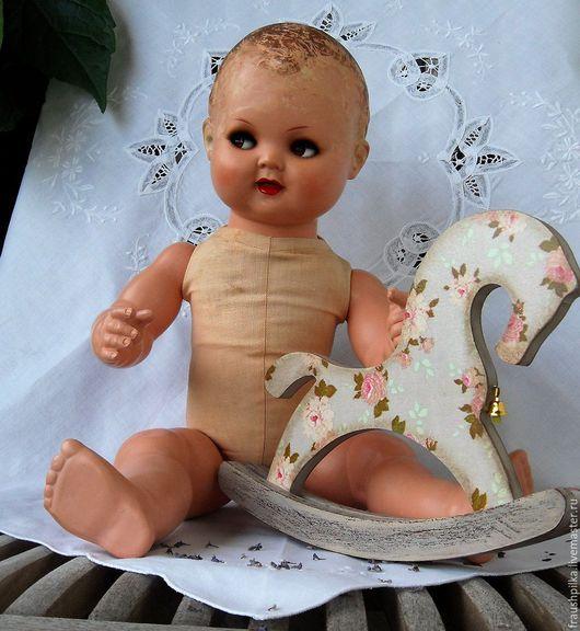 Винтажные куклы и игрушки. Ярмарка Мастеров - ручная работа. Купить Антикварная кукла Bebe Kоеnig&Wernicke 1920-е гг. Handmade.