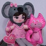 Beads-doll - Ярмарка Мастеров - ручная работа, handmade
