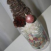 Подарки к праздникам ручной работы. Ярмарка Мастеров - ручная работа Шамппанское Новый Год. Handmade.