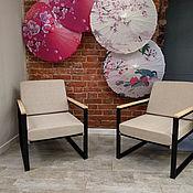 Кресла ручной работы. Ярмарка Мастеров - ручная работа Кресла Лофт. Handmade.
