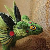 Куклы и игрушки ручной работы. Ярмарка Мастеров - ручная работа Травушки-муравушки, полосатый. Handmade.