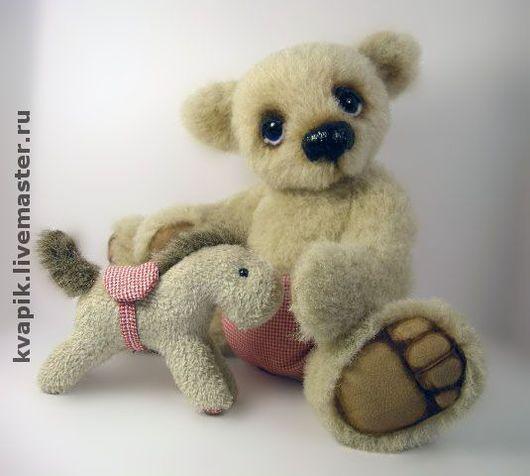 Teddy Bears handmade. Livemaster - handmade. Buy Joey and.Teddy bears, mohair