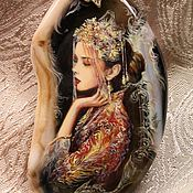 """Украшения ручной работы. Ярмарка Мастеров - ручная работа Кулон из серии """"Восток"""". Handmade."""