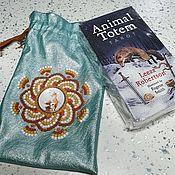 Фен-шуй и эзотерика handmade. Livemaster - original item Set:Animal Totem Tarot Cards and Handmade Pouch. Handmade.