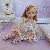 Куклы и игрушки ручной работы. Ярмарка Мастеров - ручная работа Малышка-Иришка. Handmade.