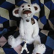 Куклы и игрушки ручной работы. Ярмарка Мастеров - ручная работа Медведь Умц. Handmade.