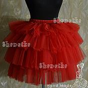 Одежда handmade. Livemaster - original item Skirt tulle adult. Handmade.