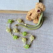 Украшения handmade. Livemaster - original item Beads and beads
