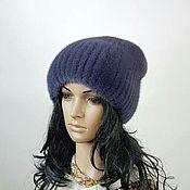 Аксессуары handmade. Livemaster - original item Women`s mink fur hats. Handmade.