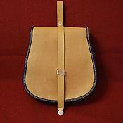 Субкультуры handmade. Livemaster - original item Fanny pack - Tiles. Handmade.