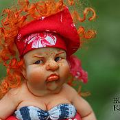 """Куклы и пупсы ручной работы. Ярмарка Мастеров - ручная работа """"Анжелика"""". Handmade."""