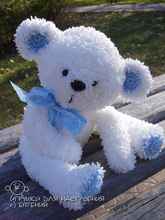 Мишка Момо, Мягкие игрушки, Новосибирск,  Фото №1