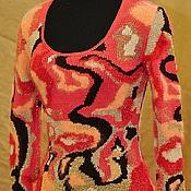 """Одежда ручной работы. Ярмарка Мастеров - ручная работа Джемпер """"Один на миллион"""". Handmade."""