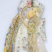 Куклы и игрушки ручной работы. Ярмарка Мастеров - ручная работа сон рукодельницы №2 светлый. Handmade.