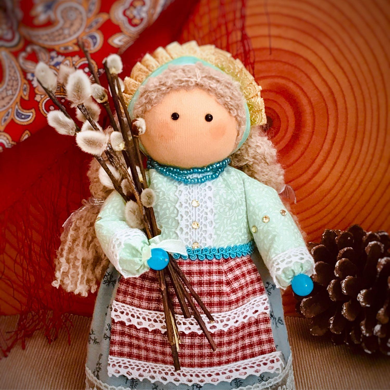 Вербное воскресенье, Народная кукла, Владимир,  Фото №1