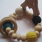 Куклы и игрушки ручной работы. Ярмарка Мастеров - ручная работа Грызунок Пингвин на прогулке. Handmade.