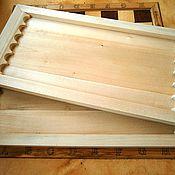 Сувениры и подарки handmade. Livemaster - original item Backgammon. Handmade.