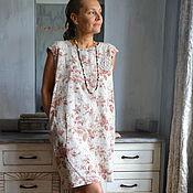 Одежда ручной работы. Ярмарка Мастеров - ручная работа Платье Французская роза. Handmade.