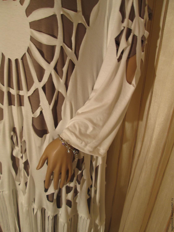 Большой размер туника платье доставка