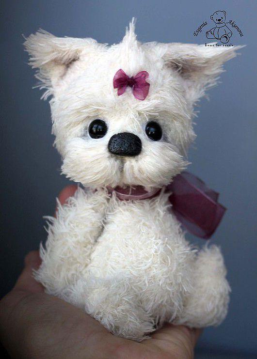 Мишки Тедди ручной работы. Ярмарка Мастеров - ручная работа. Купить Топси. Handmade. Мишки тедди, шерсть