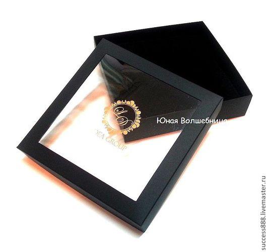 Оригинальная упаковка, фирменная упаковка, упаковка с логотипом, тиснение золотом, тиснение серебром, коробочка для украшений.