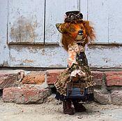 Куклы и игрушки ручной работы. Ярмарка Мастеров - ручная работа Ветер странствий, ветер перемен. Handmade.