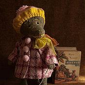 Мягкие игрушки ручной работы. Ярмарка Мастеров - ручная работа Клара Крокодильцева. Handmade.