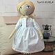 Куклы тыквоголовки ручной работы. Игровая текстильная кукла. Textil-KUKLA  куклы и игрушки. Интернет-магазин Ярмарка Мастеров. Куклы