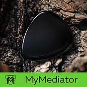 Музыкальные инструменты handmade. Livemaster - original item The mediator of obsidian: Black Blood. Handmade.