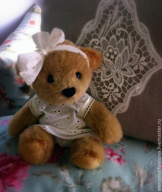 """Мишки Тедди ручной работы. Ярмарка Мастеров - ручная работа. Купить Мишка Тэдди """"Малышка"""". Handmade. Мишка тедди"""
