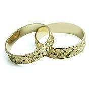 Украшения handmade. Livemaster - original item Wedding rings