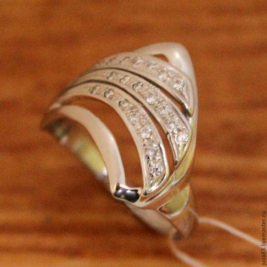 Кольца ручной работы. Ярмарка Мастеров - ручная работа. Купить Серебряное кольцо Бархан, серебро 925. Handmade. Серебряный