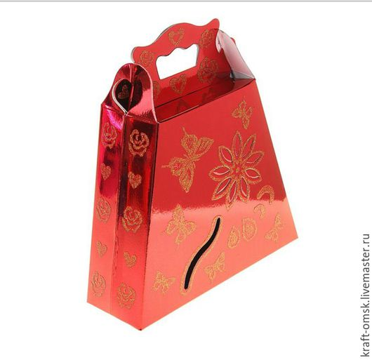 """Упаковка ручной работы. Ярмарка Мастеров - ручная работа. Купить Коробочка   """"Самое дорогое"""" 16х14х5. Handmade. Коробка, коробочка"""