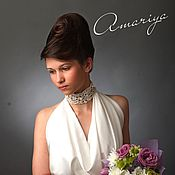 Украшения handmade. Livemaster - original item Wedding set